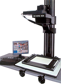 devere 504ds digital enlarger